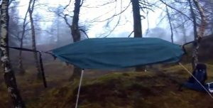 Lawson Blue Ridge Hammock Camping